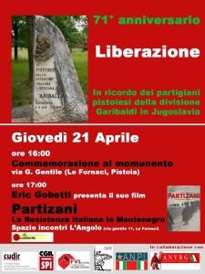 invito 21 aprile FORNACI PT